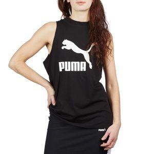 nwt puma classic logo tank
